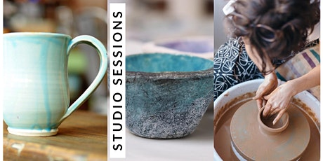 CHRISTMAS POT THROWING STUDIO SESSION: 29th December tickets
