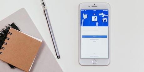 Facebook Advertising Bootcamp - September tickets