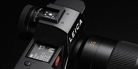 60 Minuti con Leica SL2 - Leica Store Bologna biglietti