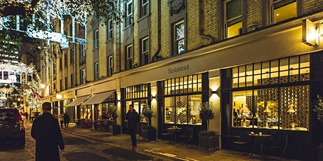 New Year's Eve Dinner at Monmouth Kitchen, Covent Garden tickets