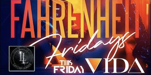 Fahrenheit Friday's