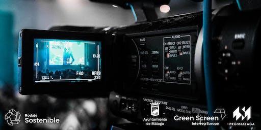 Rodajes sostenibles. Acto de entregra de reconocimientos Green Screen