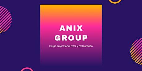 Anix Group Restauración entradas