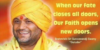 Awaken Your Soul With Brahmrishi Sri Gurudev - Melbourne 15th March'2020