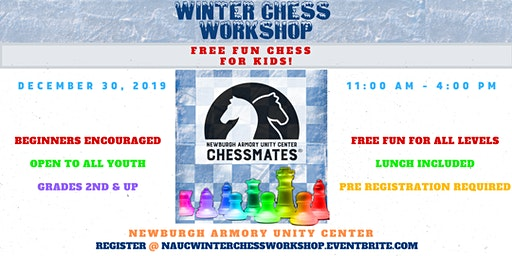 NAUC Chessmates Winter Chess Workshop