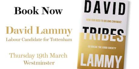 Prospect Book Club - David Lammy  tickets