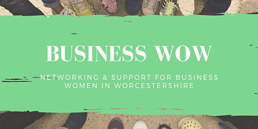 Business Women of Worcestershire Networking - Jan 2020