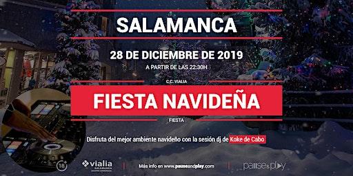 Fiesta navideña con Koke de Cabo en Pause&Play Vialia Salamanca