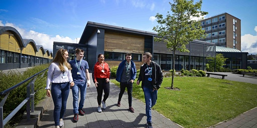 Lancaster & Morecambe College Open Day - GCSE Results Day