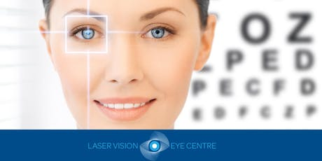 FREE Laser Eye Surgery Event  - Chandlers Ford -  9th January 2020 tickets