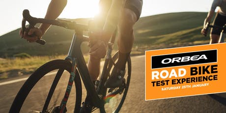 Chevin Cycles Orbea 2020 Road Bike Launch Test Event tickets