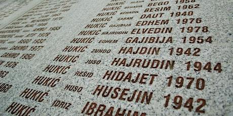 The 1995 Srebrenica Genocide: A Failure to Prevent? tickets