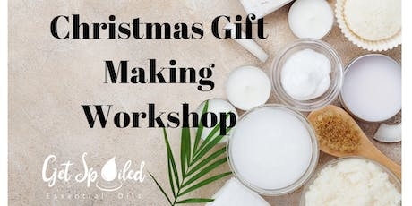 Christmas Gift Making workshop tickets