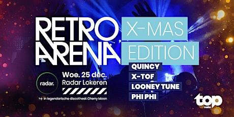 Retro Arena Christmas Edition billets