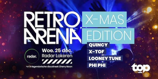 Retro Arena Christmas Edition