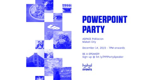 Powerpoint Party # 01