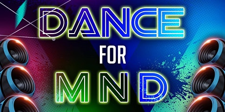 Dance for MND tickets