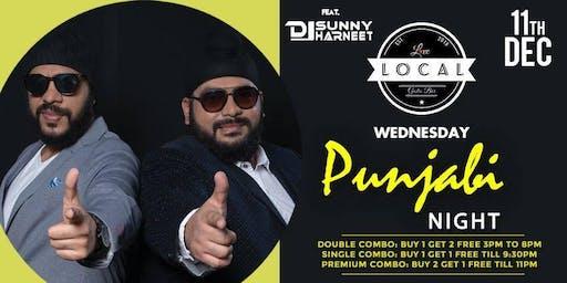 Wednesday Bollywood Night with Dj Sunny & Dj Harneet