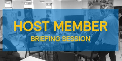 Host Member Briefing Session - The Common Room Ley