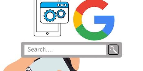 Google My Business - Marketing & Social Media Training Session tickets