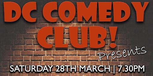 DC Comedy Club Night March 2020