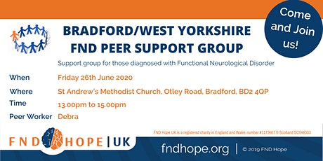 Bradford/West Yorkshire FND Peer Support Group tickets