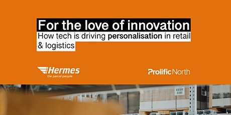 For the love of innovation tickets