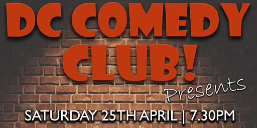 DC Comedy Club Night April 2020