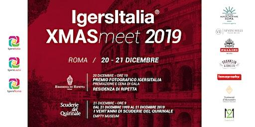 Igersitalia XMASmeet 2019