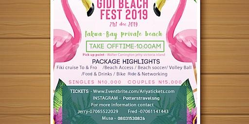 GIDI BEACH FEST