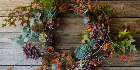 Wreath Making Workshop for Children tickets