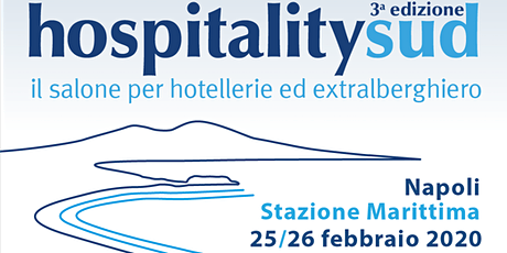 HospitalitySud 2020 tickets