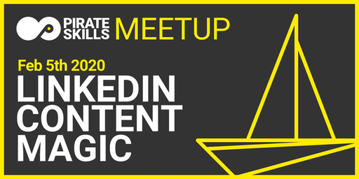 LinkedIn Content Magic | Meetup