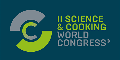 Science & Cooking World Congress Barcelona 2020 entradas
