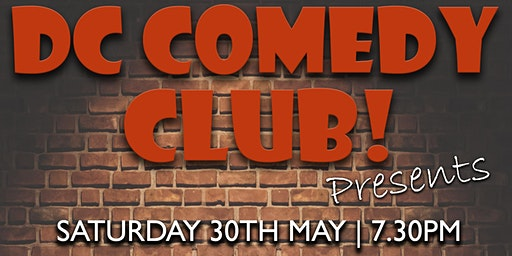 DC Comedy Club Night May 2020