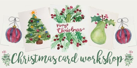 Christmas Cards (teens 12-17) tickets
