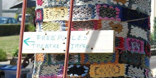 Les Freepoules : à l'emporte pièce improvisée de Décembre !