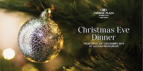 Christmas Eve Dinner - Tiệc Đêm Giáng Sinh tickets