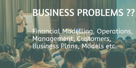 Solutions to your Business Problems tickets