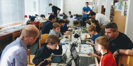 CoderDojo Gavere - 25/04 tickets