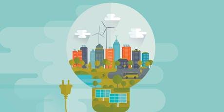 Planning a Community Led Renewable Energy Project/Cynllunio Prosiect wedi ei arwain gan gymuned ar Ynni Adnewyddadwy  tickets