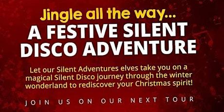 A Silent Disco Adventure Tour in Dublin  tickets