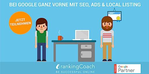 Online Marketing Workshop in Köln: SEO, Ads, Local Listing