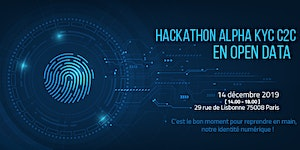 HACKATHON ALPHA KYC C2C EN OPEN DATA