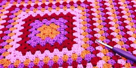 Learn To Crochet - Beginners - Nest tickets