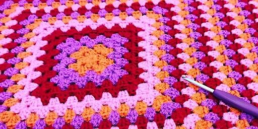 Learn To Crochet - Beginners - Nest