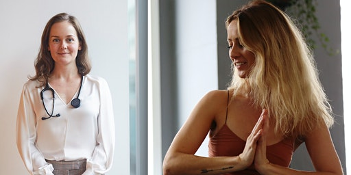 Lets talk about Stress, a wellness afternoon of Movement, Meditation & Yoga