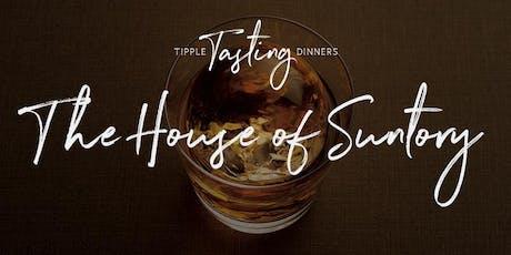 Tipple Tasting Dinner - The House of Suntory tickets