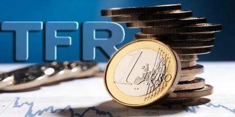 TFR & Imprese: i vantaggi biglietti