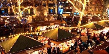 Visitamos el mercado Navideño de Sagrada Familia entradas